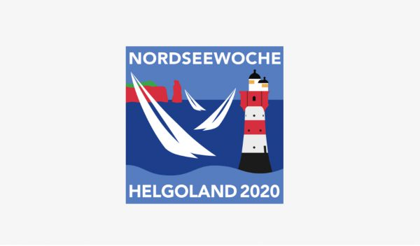 Nordseewoche Helgoland 2020 Signet