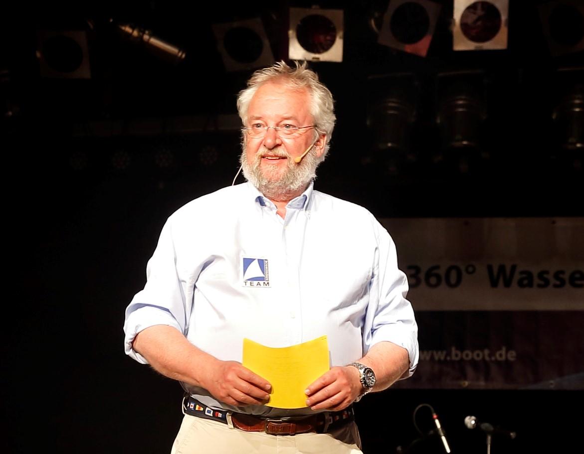 Marcus Boehlich, Orgnisationsleiter