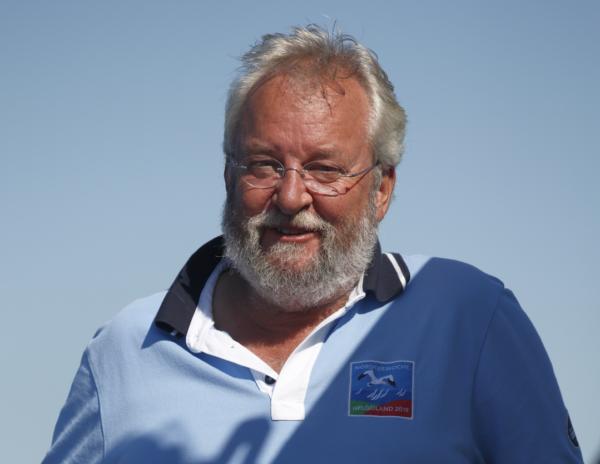 Portrait des Organisationsleiters der Nordseewoche