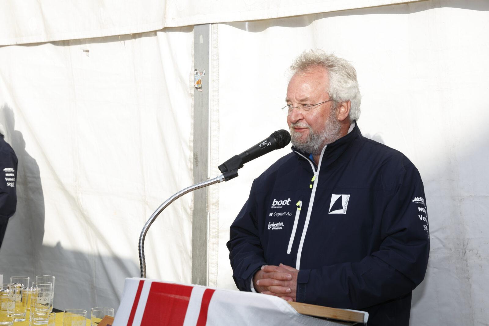 Marcus J. Boehlich - Organisationsleiter der Nordseewoche